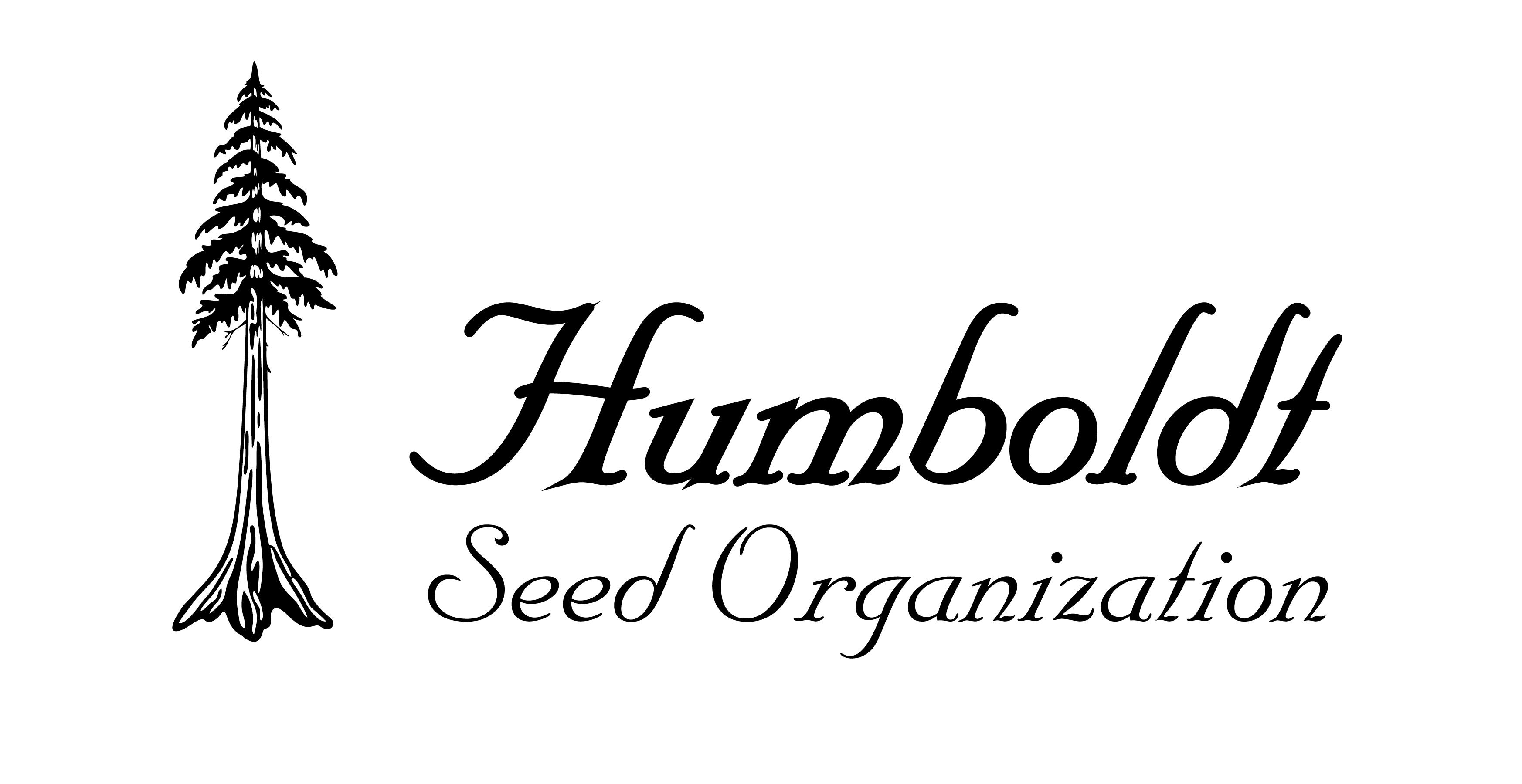 Humboldt Seed Org.